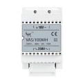 VAS/100MH Блок питания для абонентского устройства BPT 230В, 50/60Гц, 3 DIN 67000701