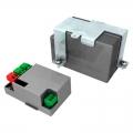 801XC-0010 Устройство аварийного питания для подключения и зарядки 2-х аккумуляторов