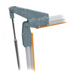 803XA-0180 Шарнир для стрелы 90 x 35 мм