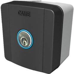 SELC1FDG Накладной ключ-выключатель 806SL-0010