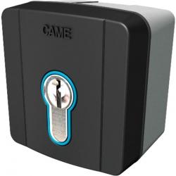 SELD1FDG Накладной ключ-выключатель с подсветкой 806SL-0050