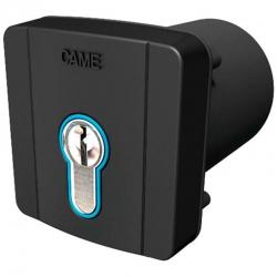 SELD2FDG Встраиваемый ключ-выключатель с подсветкой 806SL-0060