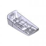 Основание корпуса привода VER-DM S88001-0040