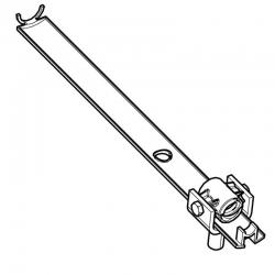 88001-0195 Втулка с креплением и защитной пластиной для AXO 5/7