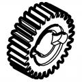 88001-0232 Шестерня косозубая ATS30 ATS50