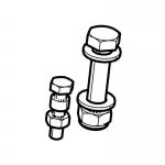 88001-0237 Установочный крепеж ATS30 ATS50