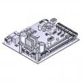 88003-0083 Плата блока управления ZL392 версия A