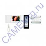 BVKITMTH01 Комплект видеодомофона BPT MITHO белый лед с вызывной панелью THANGRAM 62620190