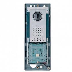 DVC/08 ME Вызывная панель BPT THANGRAM с цифровой видеокамерой, цвет металл 62020040
