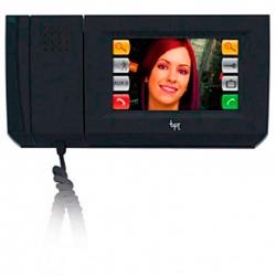 MITHO NF Абонентское устройство BPT hands-free с сенсорным дисплеем, черный лак 62117600