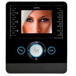 PEV NF Абонентское устройство BPT hands-free PERLA цвет черный лак 62100190