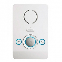 PEC BI Абонентское аудиоустройство BPT hands-free PERLA цвет белый лед 60540010
