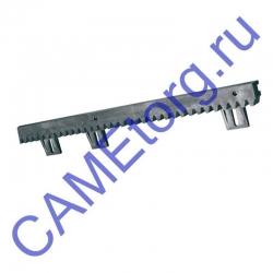 CR6-800 Зубчатая рейка полимерная со стальным сердечником C0000104