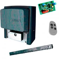 BX608AGS Silent (801MS-0050) COMBO Комплект автоматики для откатных ворот