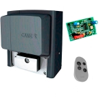 BX608AGS (801MS-0050) COMBO Комплект автоматики для откатных ворот