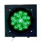 C0000704.1 Светофор светодиодный, 1-секционный, зелёный, 230 В