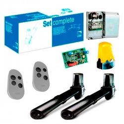 Комплект автоматики для распашных ворот KIT KRONO KLED Combo
