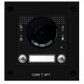 BPT MTM-R04 Вызывная вандалозащитная IP-видеопанель 2 кнопки