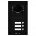 BPT MTM-R06 Вызывная вандалозащитная IP-видеопанель 3 кнопки