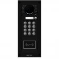 BPT MTM-R22 Вызывная вандалозащитная IP-видеопанель 1 кнопка клавиатура считыватель