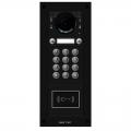 BPT MTM-R24 Вызывная вандалозащитная IP-видеопанель 2 кнопки клавиатура считыватель